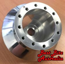 BILLET ALUMINIUM FORD FALCON FG BOSS KIT HUB ADAPTOR FOR AFTERMARKET WHEEL