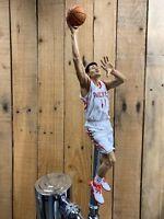 Houston Rockets Beer Keg Tap Handle Yao Ming White Jersey NBA Basketball