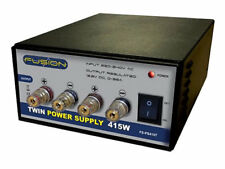 Fusion 415 W 13.8 V 30Amp Twin Power Supply