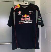 Red Bull Racing Australia Holden T-Shirt Size S - Official Team Merchandise