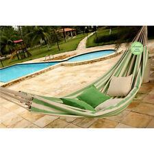 New listing Single Hammock Fresh Verde from 100% Cotton Cloth Hammock from Denana