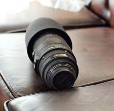 Sigma APO DG 150-500mm F/5-6.3 APO HSM DG OS Lens Nikon Fit