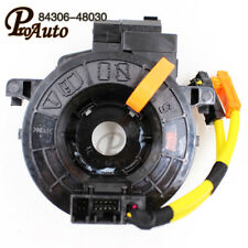 Genuine 84306-48030 Air Bag Spiral Cable Clock Spring Fits Toyota Lexus