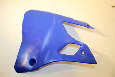 2000 00 YAMAHA YZ125 YZ 125 LEFT SIDE COVER PANEL COWL FAIRING
