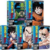 New Dragon Ball Dragonball: The Complete Series Season 1-5 (DVD 25-Disc Box Set)