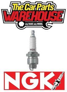 GENUINE B6S NGK SPARK PLUGS for Atco, Qualcast, Suffolk, Webb Lawnmowers J8 3510