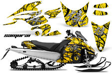Yamaha FX Nytro 08-14 Graphics Kit CreatorX Snowmobile Sled Decals SAMURAI BY