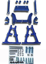 FRONT SUSPENSION KIT Blue Futaba FX10 Tamiya Midnight Pumpkin RC Team CRP 1626