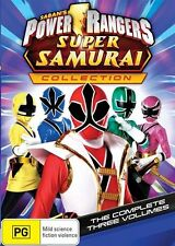 Power Rangers: Super Samurai Collection DVD NEW