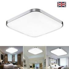 LED Ceiling Down Light Day/Warm White Dimmable kitchen Bathroom Living Lamp UK