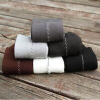 Health Bamboo Fiber Antibacterial Deodorant Men's Socks Wholesale 38-44cm