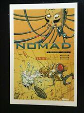 carte postale Nomad Buchet TBE