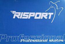 Risport Etoile Figure Skates with Mk21 Blades Nib, Size (23.0) 4 Msrp $200.00