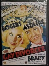 The Gay Divorcee (DVD 2006) Fred Astaire, Ginger Rogers 1934 Region 1 SEALED OOP