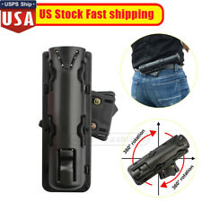 Plastic+Nylon Baton Holder Expandable Swivelling Baton Case Telescopic Holster R