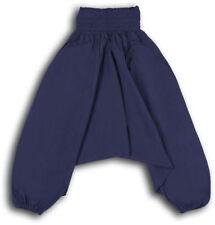 Pantalons bleu pour fille de 2 à 3 ans