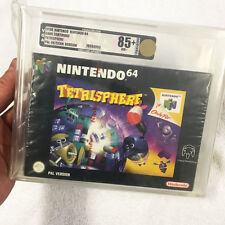 Tetrisphere for Nintendo 64 - PAL - 85+ GOLD Archival - Red Strip Factory sealed