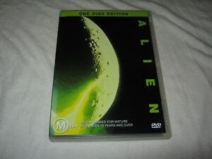Alien - One Disc Edition - VGC - DVD - R4