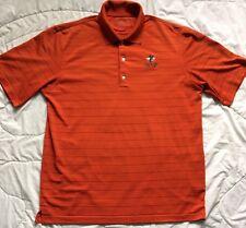 Glen Riddle Golf Club Greg Norman Ocean City Maryland Men's Large Golf Shirt