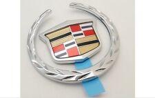 Cadillac XLR ~ XLR V Rear  BRAKE LIGHT Wreath & Crest!!