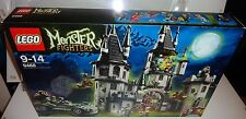 lego 9468 monster fighters vampyre castle new sealed in box protector