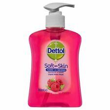Dettol Raspberry Liquid Hand Wash 250ml