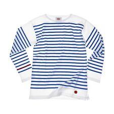 MoMA Edition Armor Lux Women's Breton Mariniere Sailor's Shirt, Size 2 (XXS) New