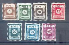 SBZ 42-50DII ex ** POSTMEISTER BPP 275€(12852