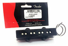 Genuine Fender MIM/Mexican Standard Black Jazz/J Bass NECK Pickup