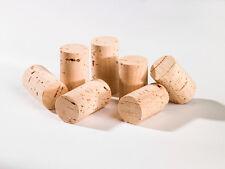 300 neue Flaschen-Korken 38 x 25 mm - Bastelkorken - Korkdeko