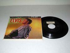 ELVIS PRESLEY 45rpm EP w/Jacket ELVIS VOL. 1 RCA EPA-992