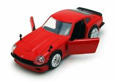 1972 Datsun 240Z, Red - Jada Toys 92090 - 1/24 scale Diecast Model Toy Car