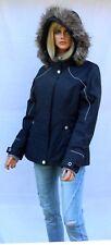 TOP !!! GAASTRA Übergangsjacke dunkelblau Damen Gr. M Jacke Jacket