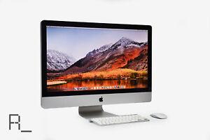"APPLE iMAC A1312 27"" 2.7 GHz i5 1TB HD 12GB RAM Apple Wireless Keyboard & Mouse"
