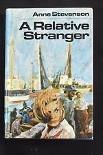 A Relative Stranger, Anne Stevenson 1970 1st HB Very Good