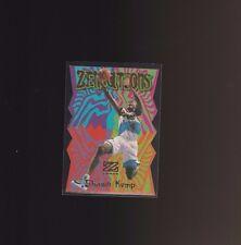 1997-98 Z-Force Zensations #8ZN Shawn Kemp Cleveland Cavaliers