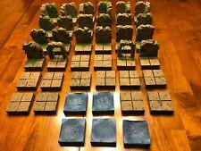 Dungeon Cave Terrain Modular tile Set 28mm Dungeons & Dragons Pathfinder d&d