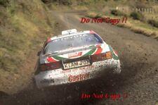 Didier Auriol Toyota Celica Turbo 4WD Winner New Zealnd Rally 1994 Photograph 4