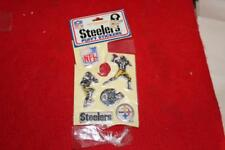 Vintage NFL Pittsburgh Steelers Puffy Stickers Partial Pack by: Imperial 1983