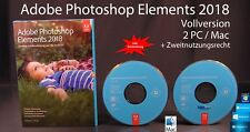 Adobe Photoshop Elements 2018 Win/mac deutsch (65281957)