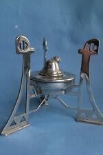 jugendstil Art Nouveau stand spirit warmer coffee kettle