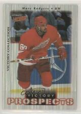 1999-00 Upper Deck Ultimate Victory Collection Marc Rodgers #97 Rookie