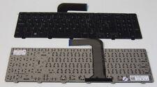 For Dell inspiron N5110 M5110 M501Z N5110 SP Spanish Frame Black Laptop Keyboard