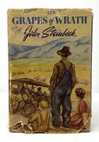 John Steinbeck - The Grapes of Wrath - True 1st 1st - PULITZER Prize