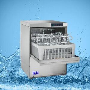 Gläserspülmaschine TAM-501-ECO Korb 500x500 D1