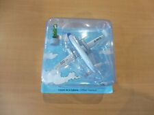 Tintin plane-without book/booklet-case sunflower-etat neuf en boite!