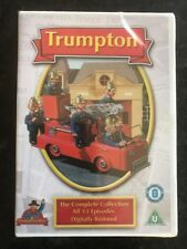 NEW & SEALED - Trumpton DVD -  Complete Set All 13 Episodes - Digitally Restored
