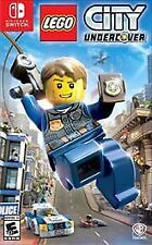 LEGO City Undercover for Nintendo Switch Video Game Used Once