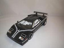 Kyosho  Lamborghini  Countach  LP500R  (schwarz/weiß)  1:18 ohne Verpackung !