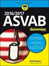 ASVAB Study Guide For Dummies Newest Edition Test Success Practice Prep Study